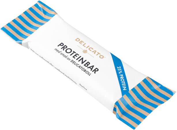 delicato proteinbar återförsäljare